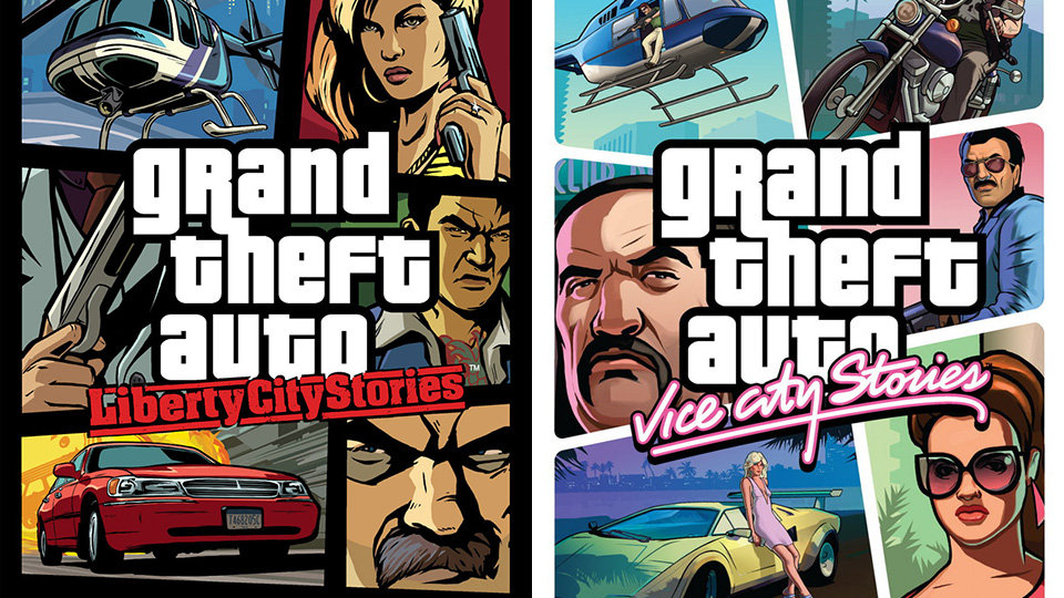 Grand Theft Auto: Liberty City Stories and Grand Theft Auto: Vice City