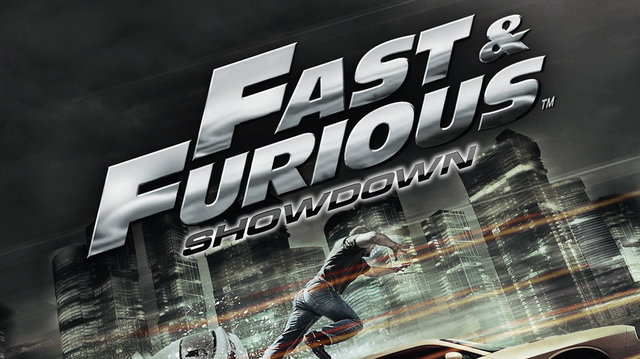 Fast and Furious: Showdown won't be getting a Wii U release in