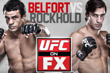 UFC on FX 8: Belfort vs Rockhold - Resultados completos, videos y bonus de la noche