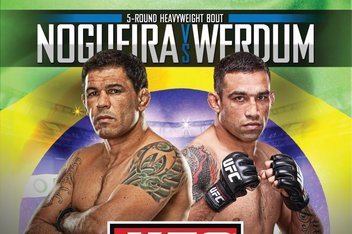 Nogueira vs Werdum Fight Video Replay