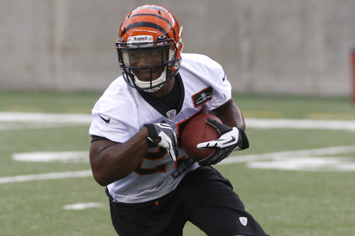 Giovani Bernard scheduled to attend NFLPA Rookie Premiere