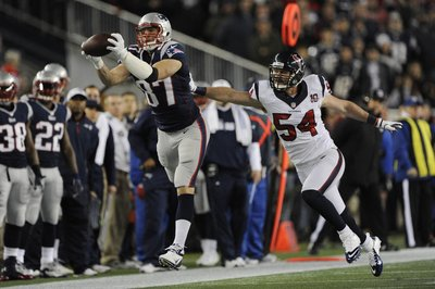 Gronk gets good news photo