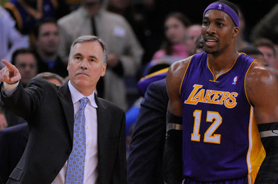 Report: Dwight Howard frustrated with D'Antoni photo