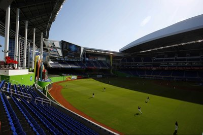 Marlins Park could host NCAA Bowl Game