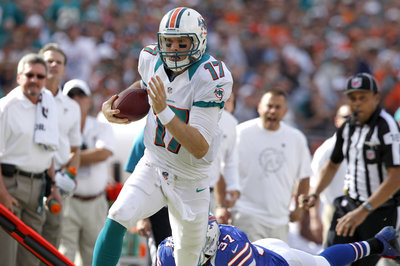 A Look at Ryan Tannehill and the Read Option