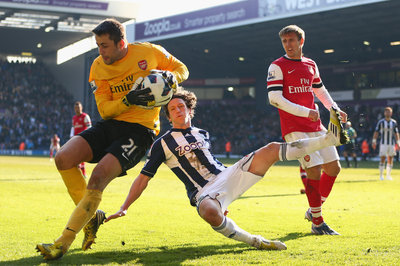 2012/13 Arsenal Player Reviews: Lukasz Fabianski photo