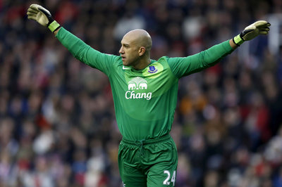 Everton Player Reviews - Tim Howard photo