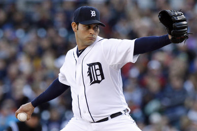 Oh, so close! Detroit Tigers' Anibal Sanchez takes no-hitter to 9th before Twins' Joe Mauer singles photo