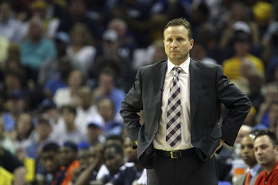 Looking ahead: what must Scott Brooks do for the 2013-14 season? photo