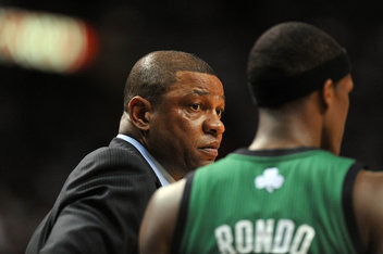 Clippers reach deal with Celtics to hire Doc Rivers as coach