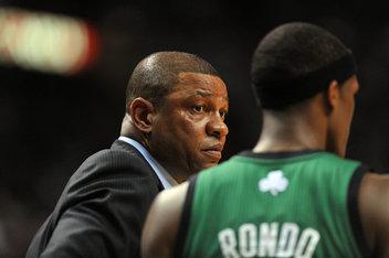 Doc Rivers's Celtics drama ignores the Rajon Rondo in the room