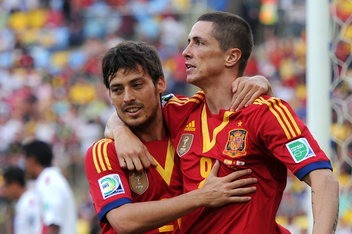 Spain vs. Italy, 2013 Confederations Cup: Lineups