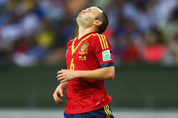 Spain v Italy: Confederations Cup – as it happened