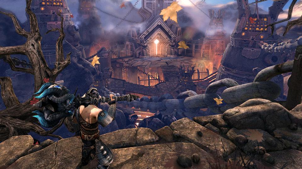 Infinity Blade: Dungeons официально отменен | игры анонс Epic Games 2012