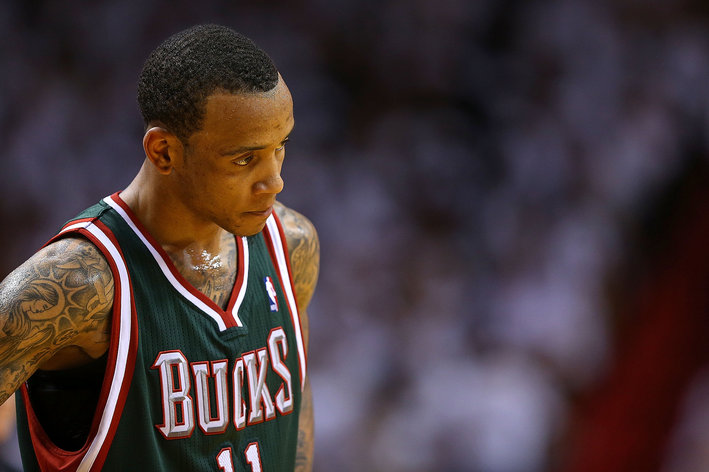 Monta Ellis,Milwaukee Bucks