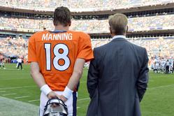 Manning and Elway