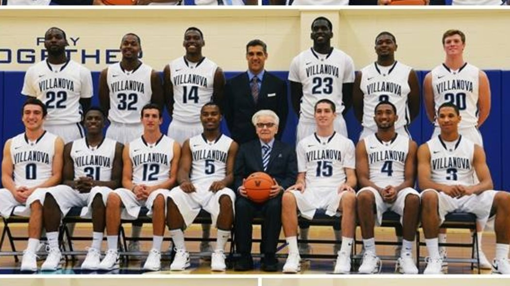 Your 2013-14 Villanova Basketball Team Photo - VU Hoops