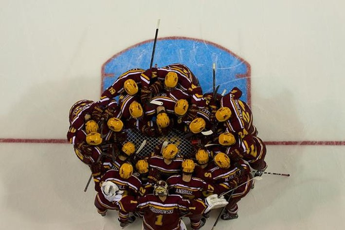 NCAA: Defensemen & Freshmen Continue To Find The Net For Minnesota - No. 1 Gophers Crush No.5 Boston College 6-1