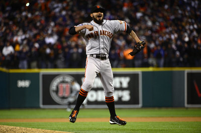 Sergio Romo's 2013 in review
