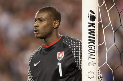 Bill Hamid called up to U.S. Men's National Team for friendlies in Scotland and Austria
