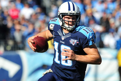 Titans officially place Jake Locker on IR; make a couple more roster moves