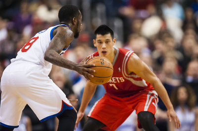 Rockets fall to 76ers despite huge night from Jeremy Lin