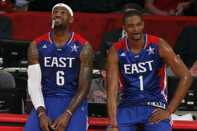 2014 NBA All-Star voting begins with Allen, Chalmers, Wade, Bosh and LeBron on the ballot