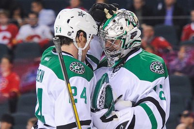 Dallas Stars Daily Links: Jamie and Jordie Benn Playing Big Roles for the Stars This Season