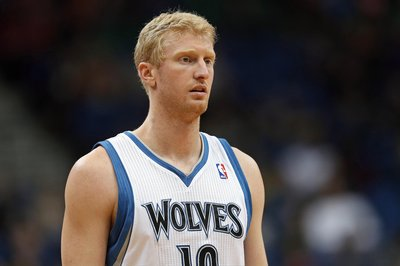 Chase Budinger's at least back in Minnesota