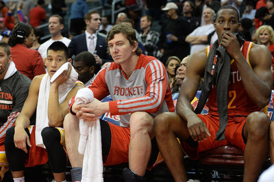 Omer Asik will play against the Celtics on Tuesday