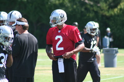 Raiders vs Titans Wednesday injury report: Terrelle Pryor limited, four Raiders not practicing