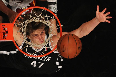 Bondy: Andrei Kirilenko received injection to treat back spasms