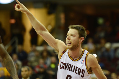 Matthew Dellavedova will start, C.J. Miles out vs. New Orleans Pelicans