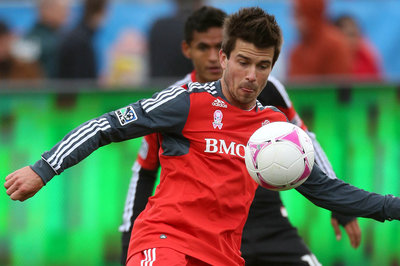 Toronto FC 2013 Top 36 Countdown: Number 15 - Andrew Wiedeman