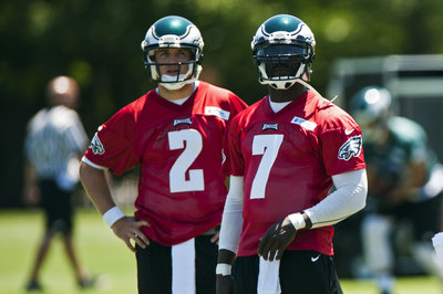 Eagles no longer one hit away from Matt Barkley