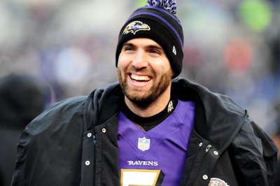 No reason for Joe Flacco to voice displeasure over use of the Wildcat formation