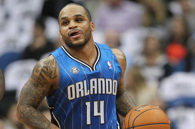 Jameer Nelson injury: Magic point guard discusses sprained left foot