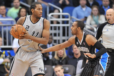 Spurs 109, Magic 91: Second-quarter surge propels San Antonio past Orlando