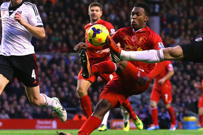 Daniel Sturridge Out for Six to Eight Weeks with Ankle Injury