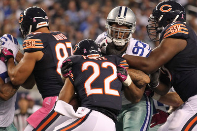 Cowboys @ Bears Scouting Report: Defending Against The Chicago Offense