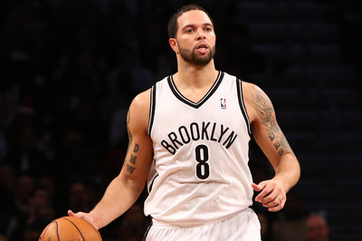 Deron Williams to return vs. Celtics