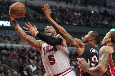 Bulls vs. Heat final score: Chicago dominates glass and Miami, 107-87