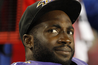 Ravens-Vikings injury report: Elvis Dumervil doubtful for Sunday's game