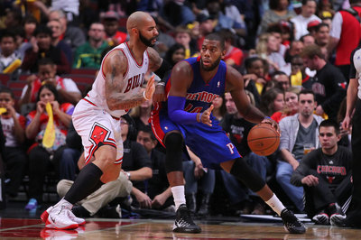 Pistons vs. Bulls preview: Luol Deng is a 'game-time decision'