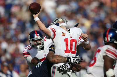 Giants vs. Chargers 2013 results: New York's playoff dreams come to a close in 37-14 loss
