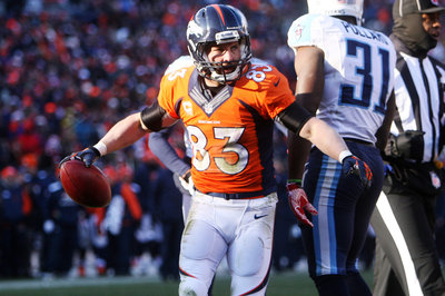 Report: Welker, Bailey OUT against Chargers