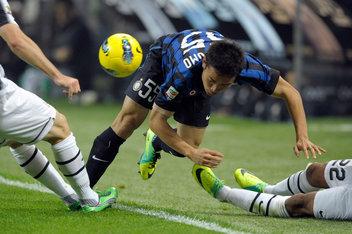Liga Italia  - Prediksi Juventus vs Inter, Minggu 4 November 2012 pukul 02.45 WIB