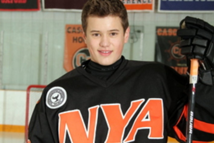 Hockey East: Twitter Reacts To 7th Grader Oliver Wahlstrom Committing To Maine