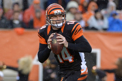 Andy Dalton gets evaluated by a former NFL GM