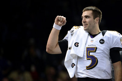 Former Bears GM Jerry Angelo doesn't think too highly of Joe Flacco as a quarterback
